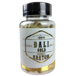 NATURALLY Kratom – Capsules