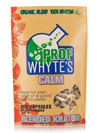PROF WHYTE'S – Capsules